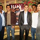 Darryl Stephens, Jonathon Trent, Derek Magyar, and George Jonson in Boy Culture (2006)