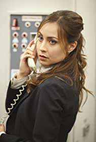 Courtney Ford in Human Target (2010)