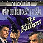 Lee Marvin and Ronald Reagan in The Killers (1964)