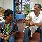 Nana Patekar and Venkatesh Chavan in The Pool (2007)