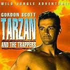 Gordon Scott in Tarzan and the Trappers (1960)