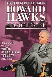 Howard Hawks: American Artist Poster