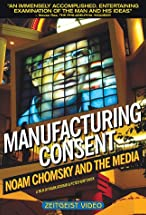 Primary image for Manufacturing Consent: Noam Chomsky and the Media