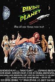 Bikini Planet Poster