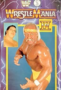 Primary photo for WrestleMania IV