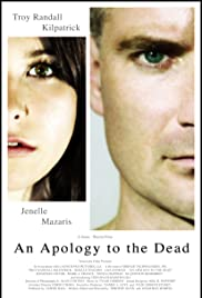 An Apology to the Dead Poster