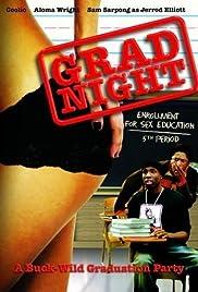 Grad Night Poster