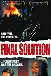 Final Solution Poster