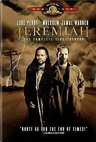 Luke Perry and Malcolm-Jamal Warner in Jeremiah (2002)