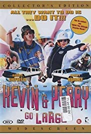 Kevin & Perry Go Large(2000) Poster - Movie Forum, Cast, Reviews