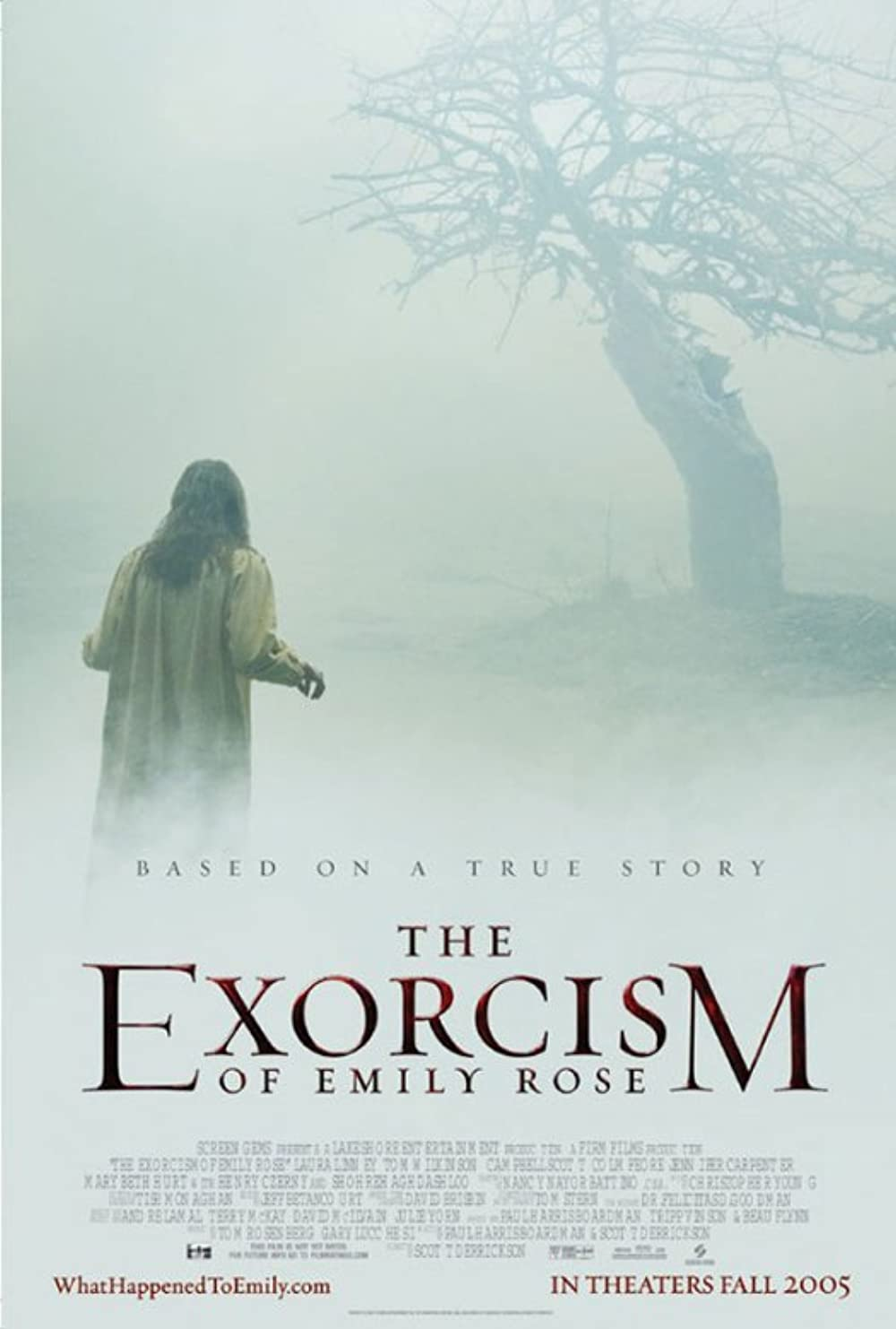 The Exorcism of Emily Rose 2005 Hindi Dual Audio 720p BluRay ESubs 800MB Download