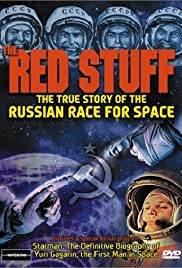 The Red Stuff Poster