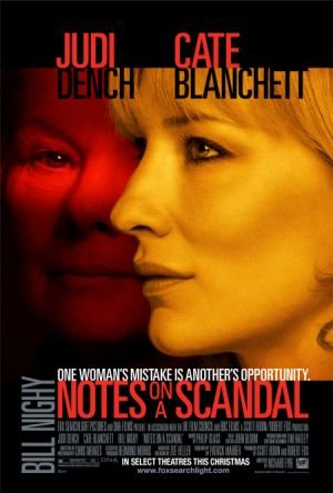 Notes on a Scandal (2006) BluRay 480p, 720p & 1080p