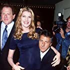 Dustin Hoffman, Rene Russo, and Arnold Kopelson at an event for Outbreak (1995)