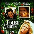 Claire Danes, Gabriel Byrne, and Lena Olin in Polish Wedding (1998)