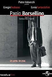 Paolo Borsellino Poster