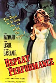 Repeat Performance (1947) Poster - Movie Forum, Cast, Reviews
