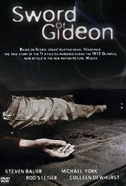 Sword of Gideon(1986) Poster - Movie Forum, Cast, Reviews