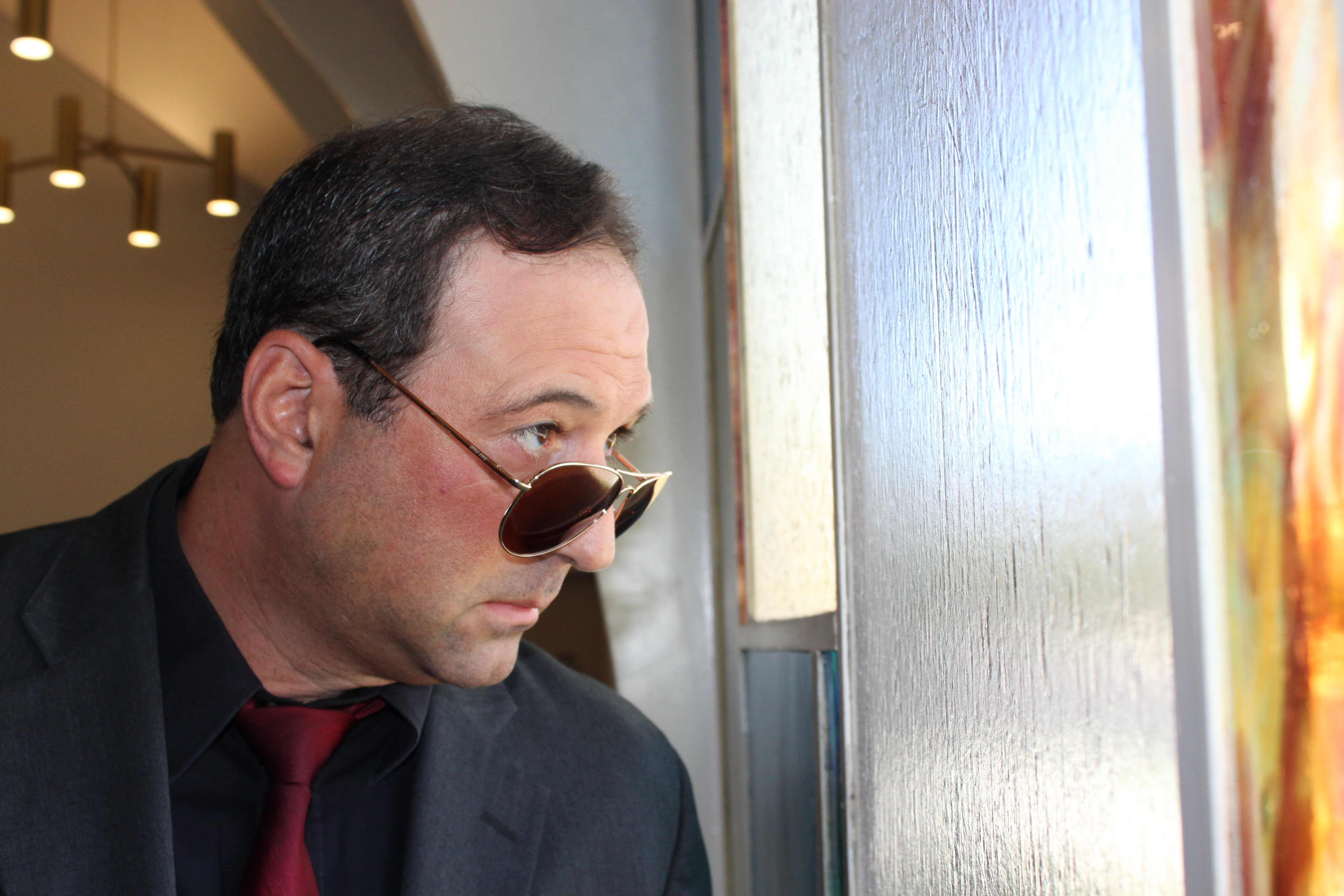 Rob Sciglimpaglia as Duncan Thomas in motion picture ONE.