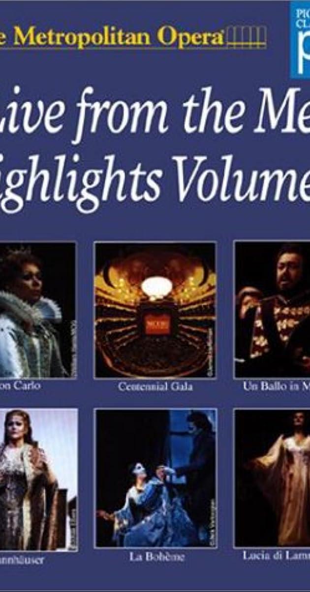 The Metropolitan Opera Presents (TV Series 1977– ) - Full