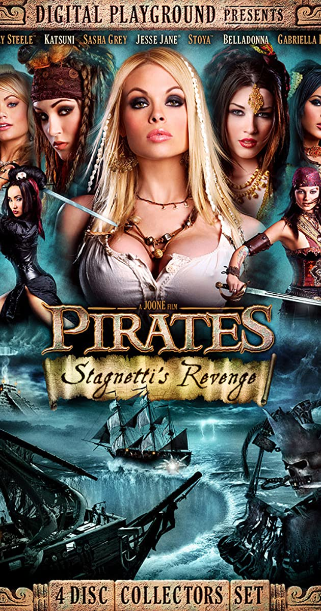 Pirates II: Stagnetti's Revenge (Video 2008) - IMDb