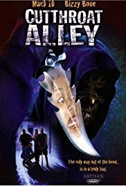 Cutthroat Alley Poster