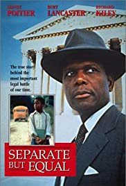 Separate But Equal Poster