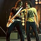 Arjun Rampal and Farhan Akhtar in Rock On!! (2008)