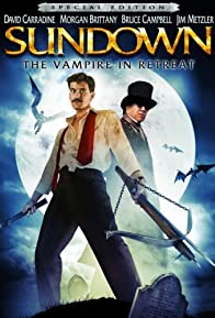 Primary photo for Sundown: The Vampire in Retreat