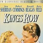 Ronald Reagan, Robert Cummings, and Ann Sheridan in Kings Row (1942)