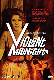 Violent Midnight(1963) Poster - Movie Forum, Cast, Reviews