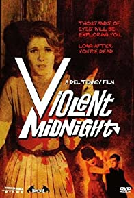 Primary photo for Violent Midnight