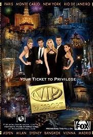 VIP Passport Poster
