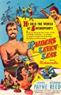 Raiders of the Seven Seas (1953) Poster
