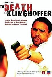 The Death of Klinghoffer Poster