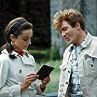 """8451-18 """"Two For The Road"""" Audrey Hepburn and Albert Finney 1966 20th Century Fox"""