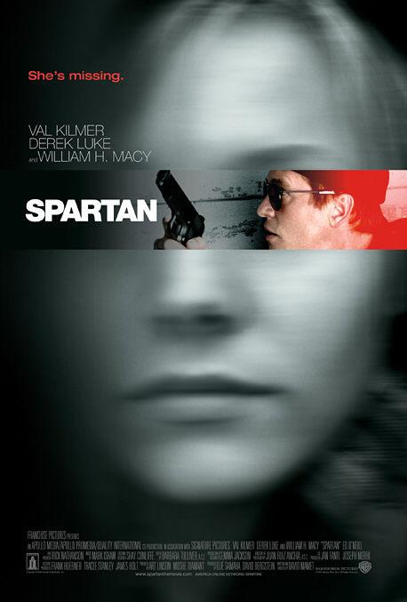 Watch Movie Spartan (2004)