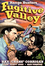 Fugitive Valley Poster