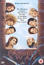 Passed Away (1992) Poster - Movie Forum, Cast, Reviews