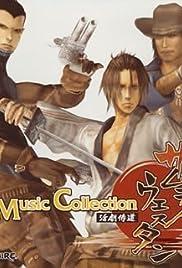 Samurai Western Poster