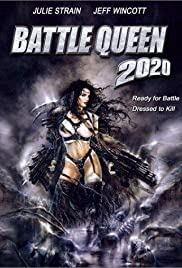 Battle Queen 2020 (2001) Poster - Movie Forum, Cast, Reviews