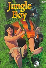 Jungle Boy Poster