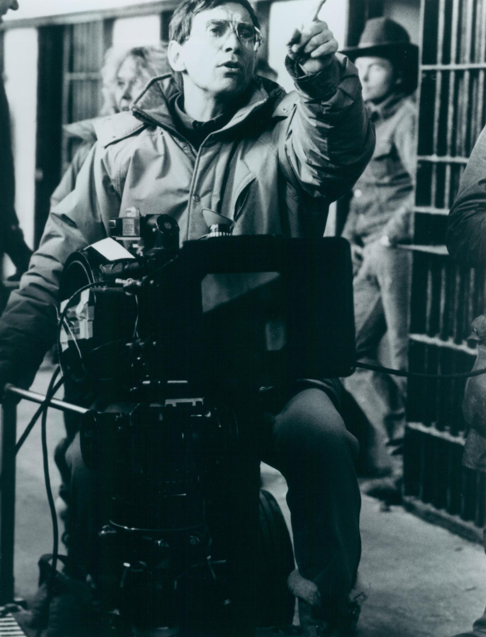 Andrey Konchalovskiy in Runaway Train (1985)