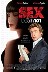 Winona Ryder and Simon Baker in Sex and Death 101 (2007)