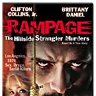 Clifton Collins Jr. and Brittany Daniel in Rampage: The Hillside Strangler Murders (2006)