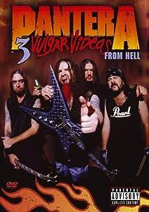 Downloading movie trailer Pantera: 3 Vulgar Videos from Hell [480x320]