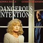 Corbin Bernsen and Donna Mills in Dangerous Intentions (1995)