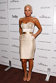 Amber Rose Picture