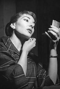 Primary photo for Maria Callas
