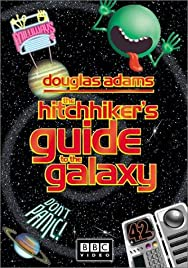 the hitchhiker s guide to the galaxy tv series 1981 imdb rh imdb com hitchhiker's guide to the galaxy series list hitchhiker's guide to the galaxy series bbc